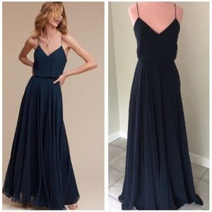 Anthropologie BHLDN Jenny Yoo Inesse Dress NWOT